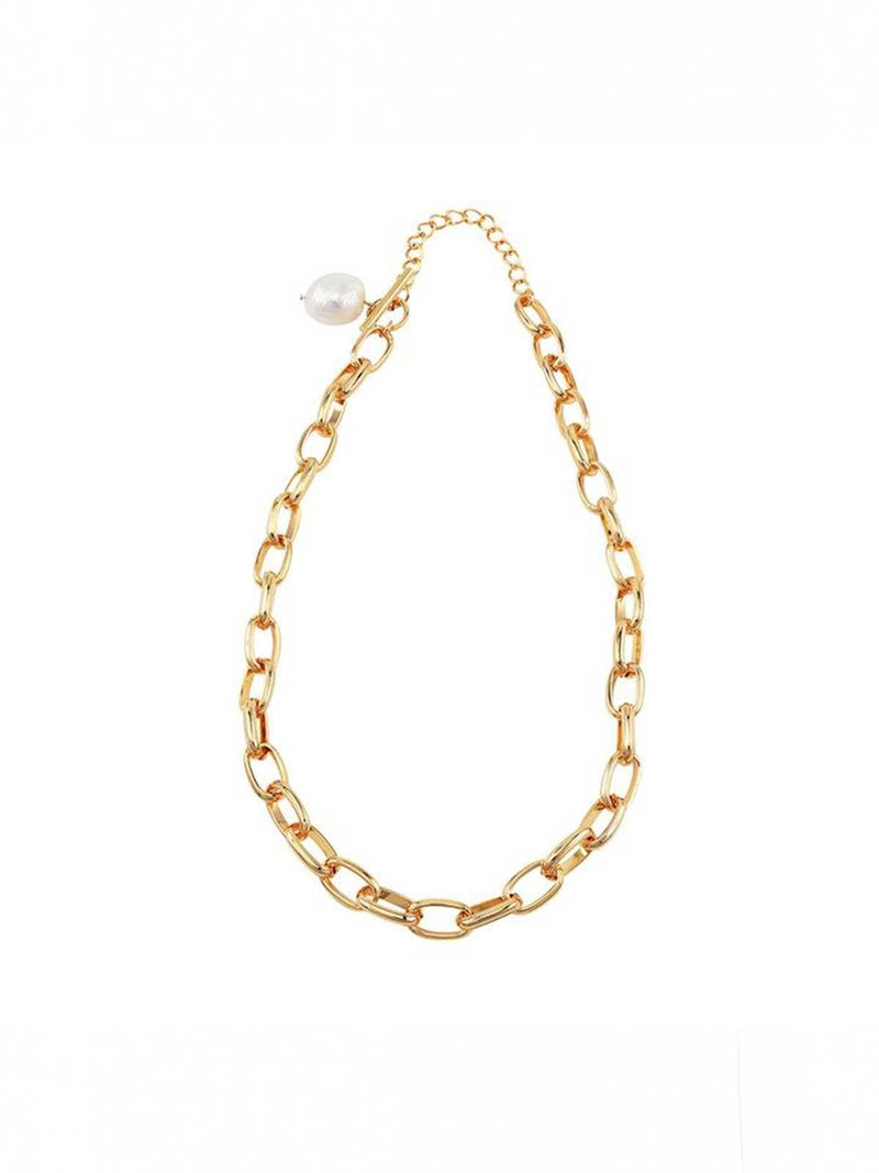 Lorena Necklace - Gold