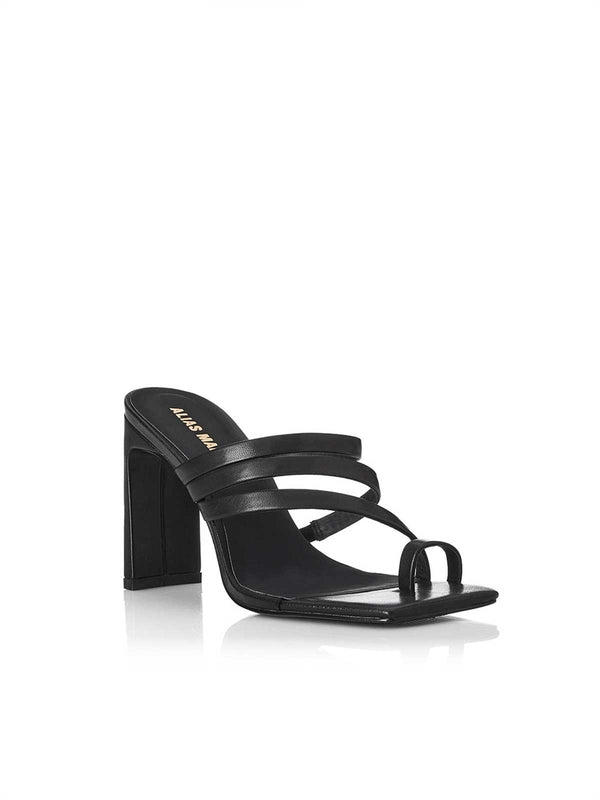 Carrie - Heel in Black