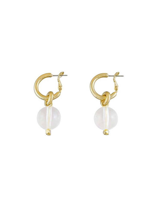Denise Earrings - Gold