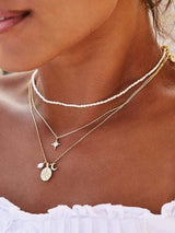 Moonlight Choker - Silver