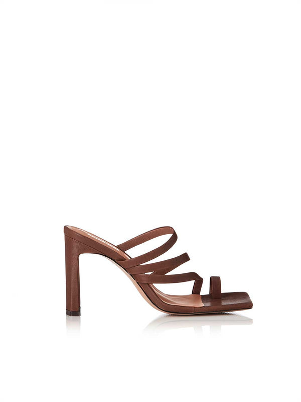 Carrie - Mocha Shoes Alias Mae