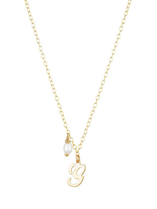 Elvis et Moi I Elvis Love Letter Necklace I Perlu