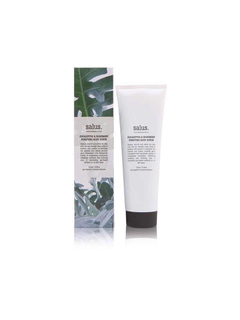 Eucalyptus & Rosemary Purifying Body Scrub - 250ml