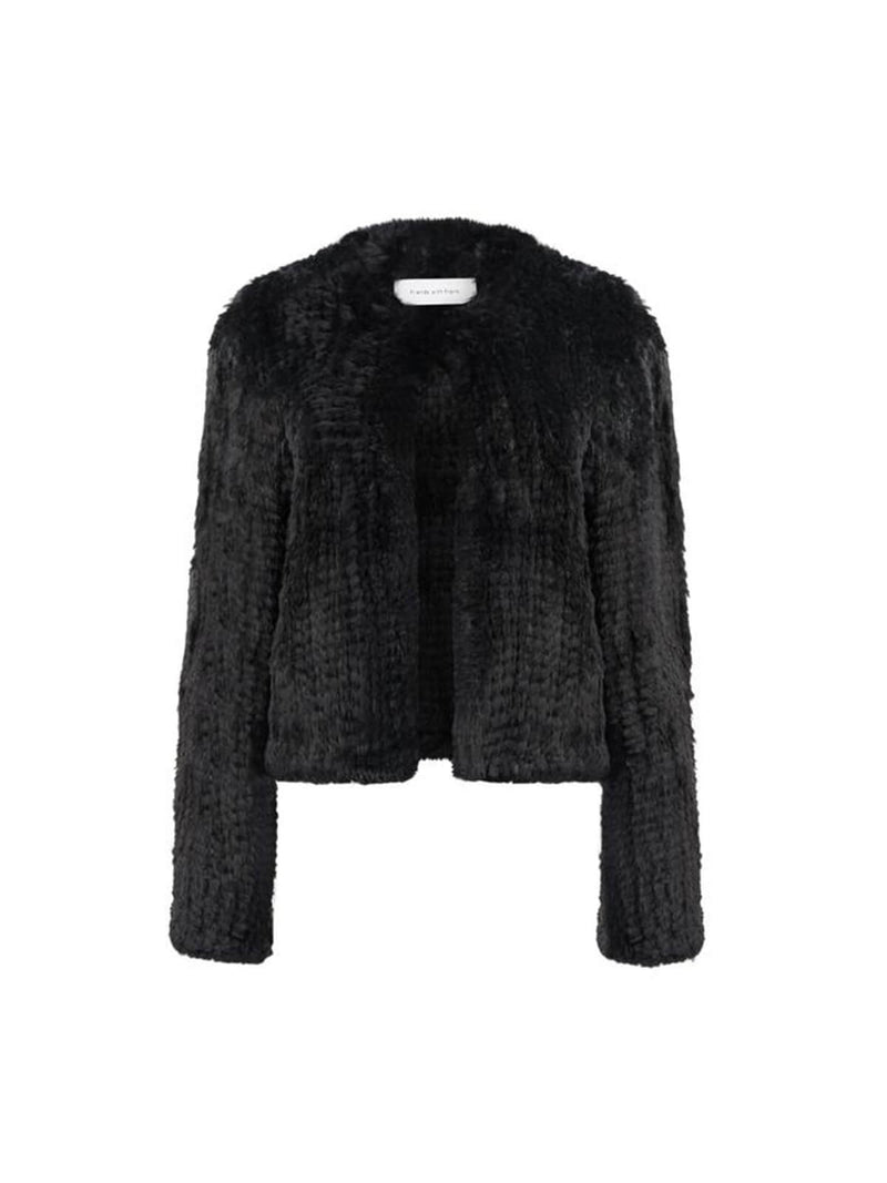The Milly Jacket - Black