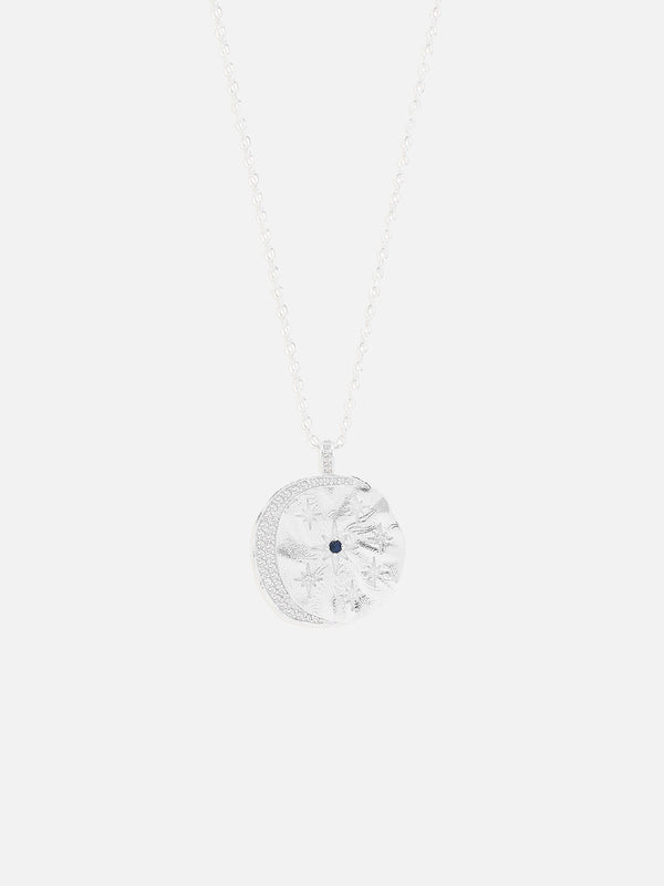 By Charlotte Heavenly Moonlight Necklace | Perlu