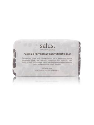 Pumice & Peppermint Revitalising Soap