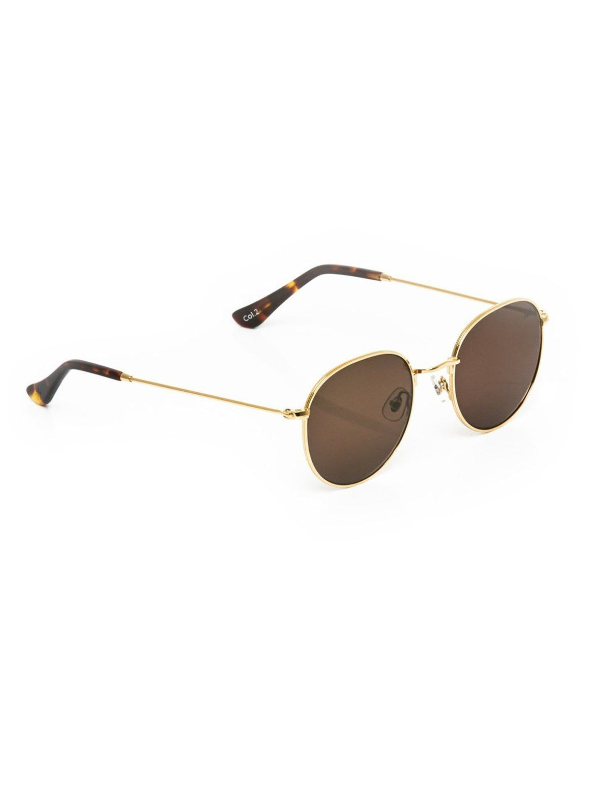 Drift Sunglasses - Gold