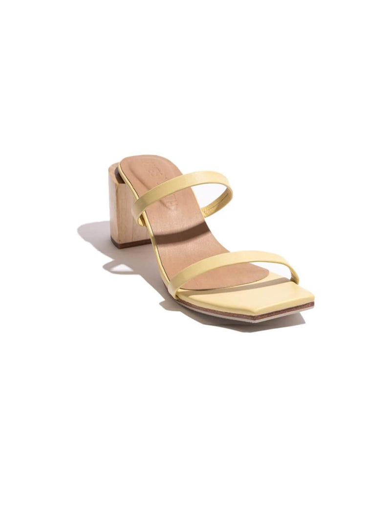 Sirenuse Strap Sandal - Lemonade Shoes James Smith