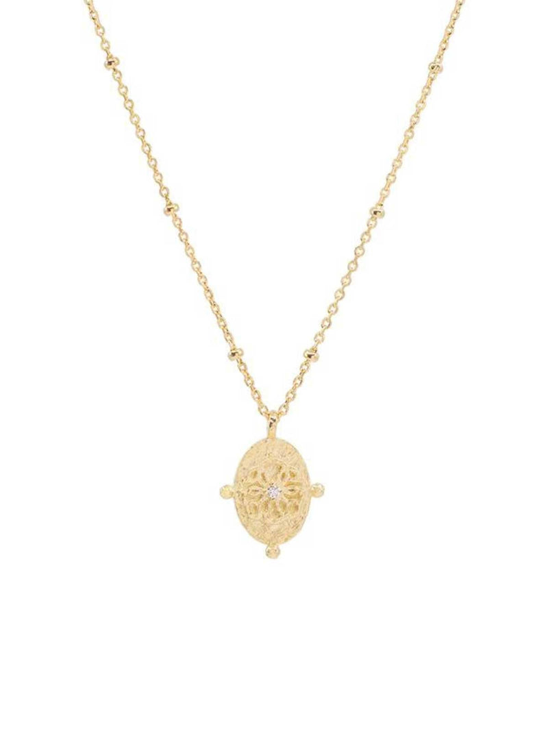 By Charlotte I Path of Life Necklace I Perlu
