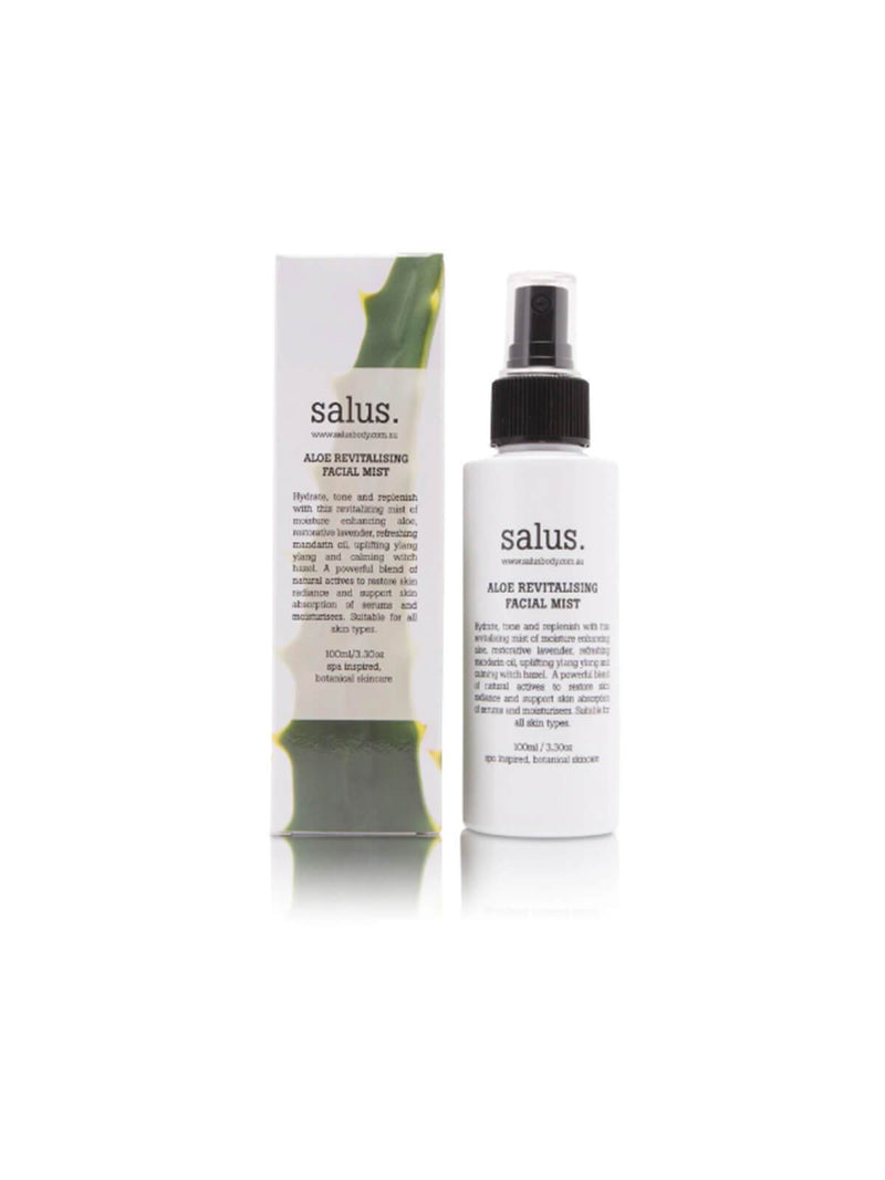 Aloe Revitalising Facial Mist - 100ml Beauty Salus
