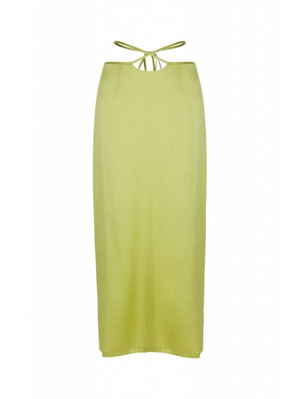 Mariika Skirt - Lime Skirts Hansen and Gretel