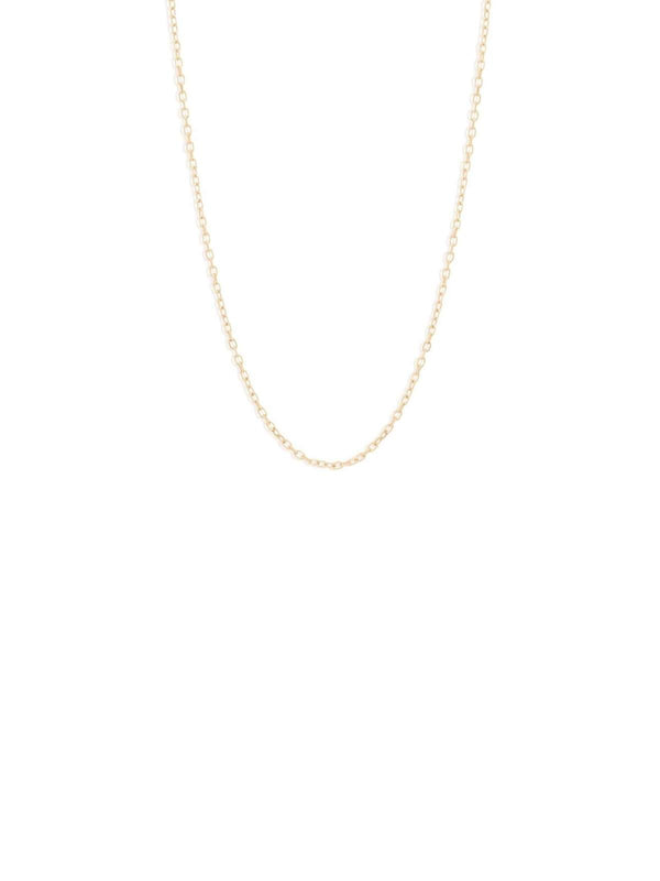 By Charlotte | Chain Necklace - Gold | Perlu
