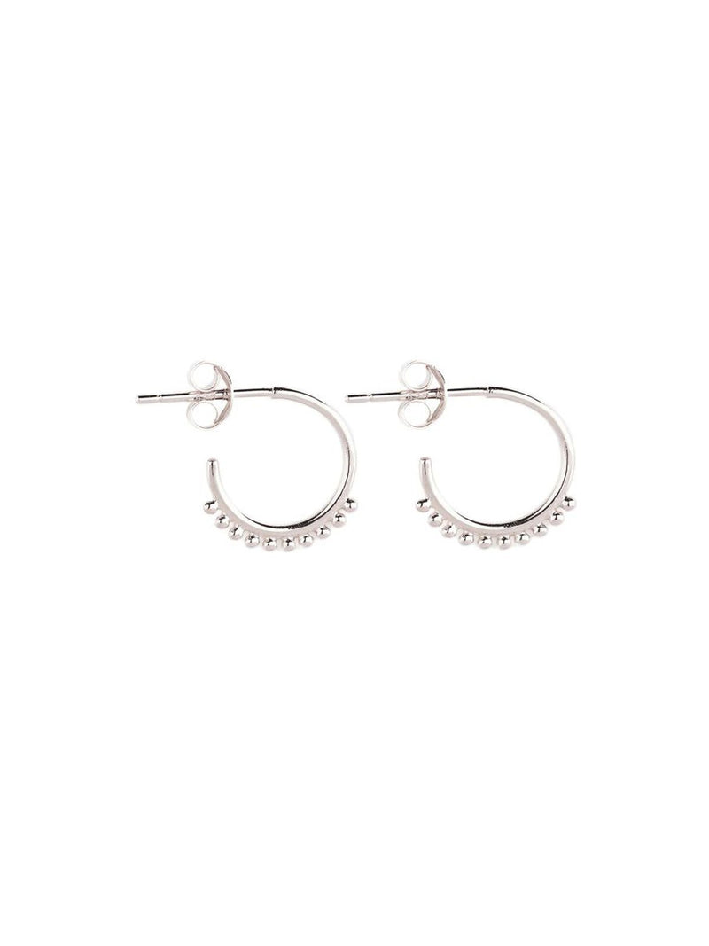 Cherish Hoop Earring Earrings By Charlotte