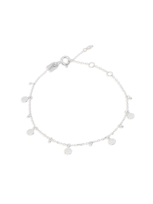 By Charlotte Guiding Light Bracelet Silver | Perlu