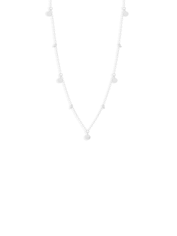 Guiding Light Choker - Silver Necklaces By Charlotte