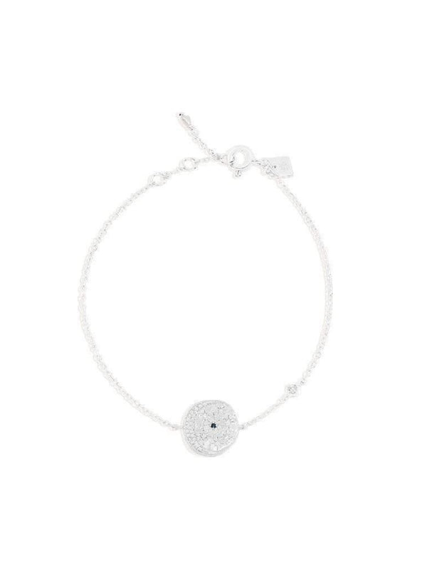 By Charlotte Heavenly Moonlight Bracelet - Silver | Perlu