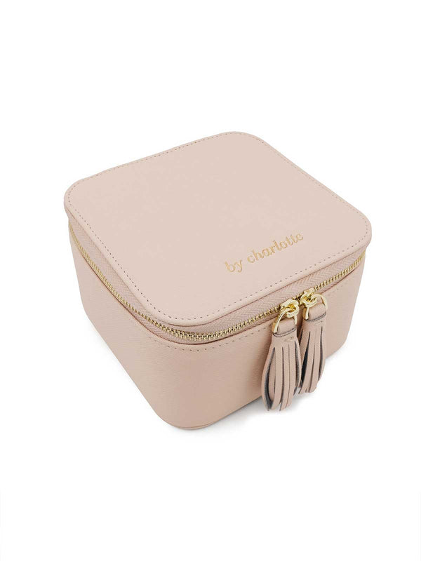 By Charlotte | Blush Jewellery Case | Perlu