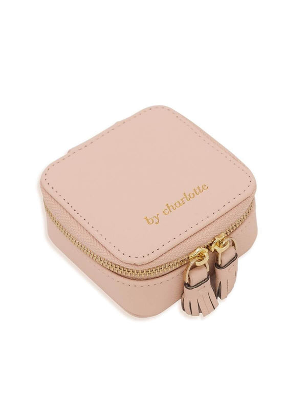 By Charlotte Mini Blush Jewellery Case Homewares By Charlotte