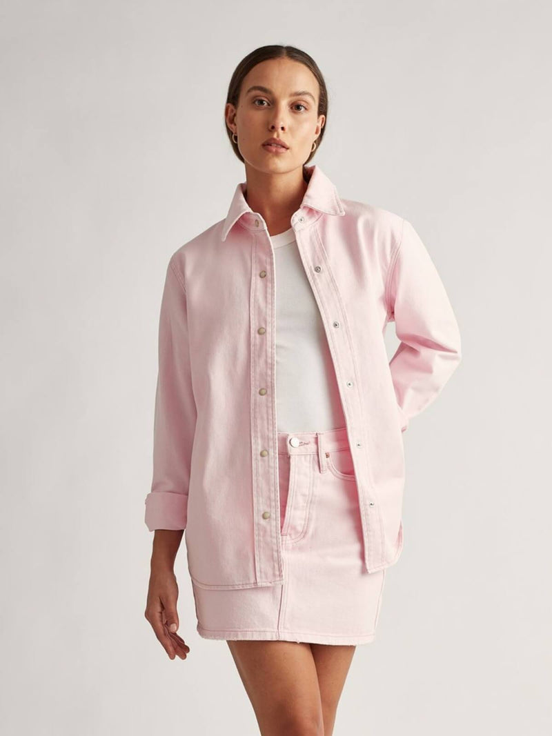 Camilla and Marc Billy Shirt Ice Pink | Perlu