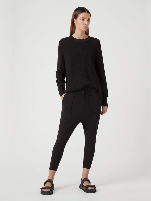 Camilla and Marc Charlton Pant Black | Perlu