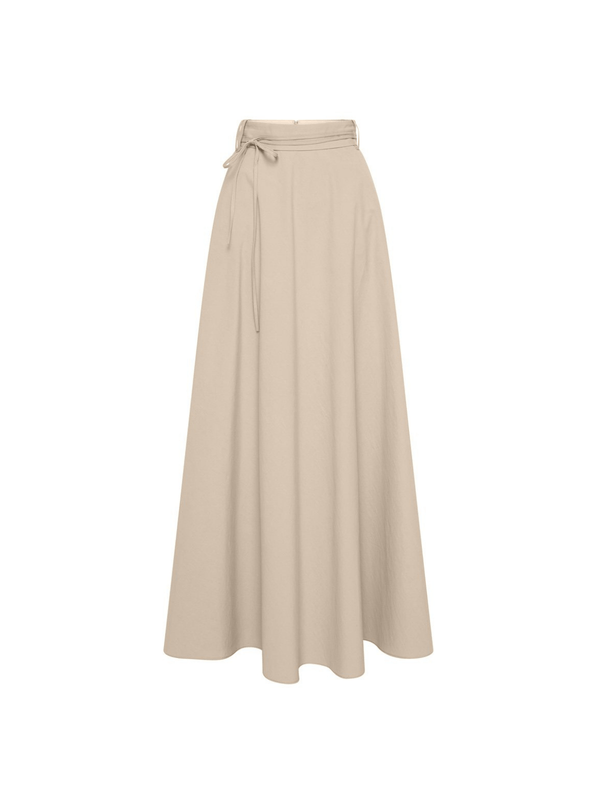 Camilla & Marc Frank Maxi Dress Sand | Perlu