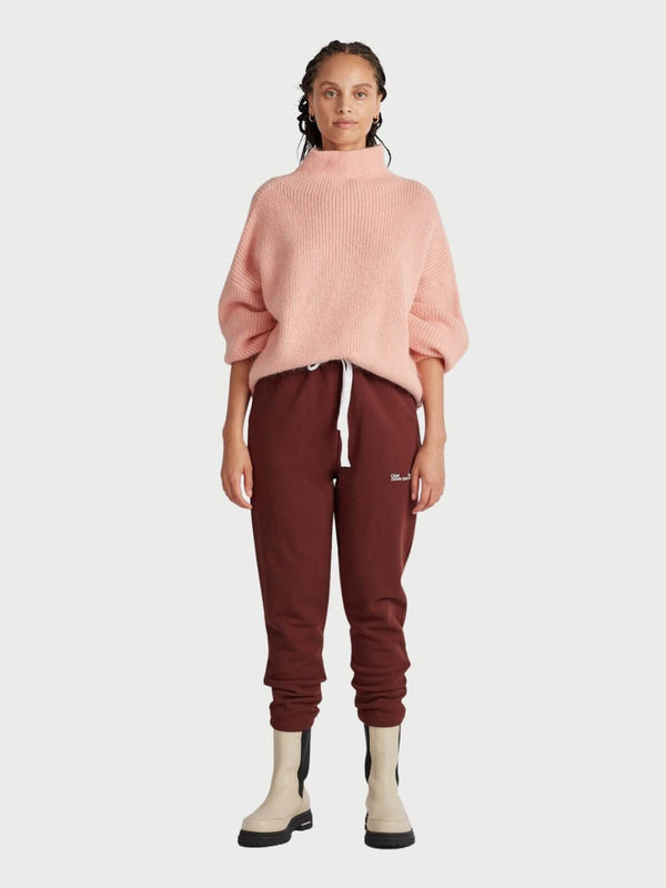 Camilla and Marc Tanami Knit Jumper Dusty Pink | Perlu