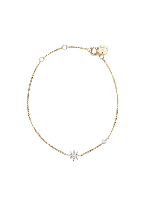 By Charlotte I 14k Heavenly Aditi Bracelet I Perlu
