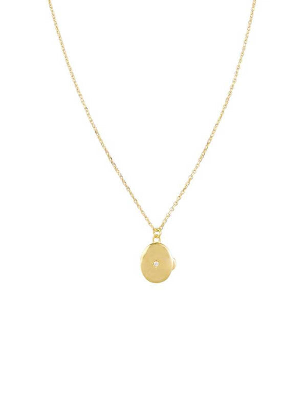 Esmee Locket Gold