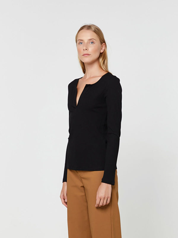 Elka Collective Anita Top Black | Perlu