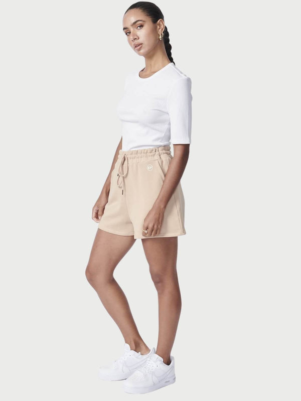Ena Pelly Essential Track Short Latte | Perlu