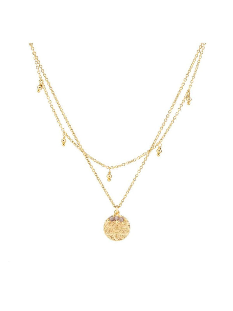 Eternal Harmony Necklace Necklaces By Charlotte Gold
