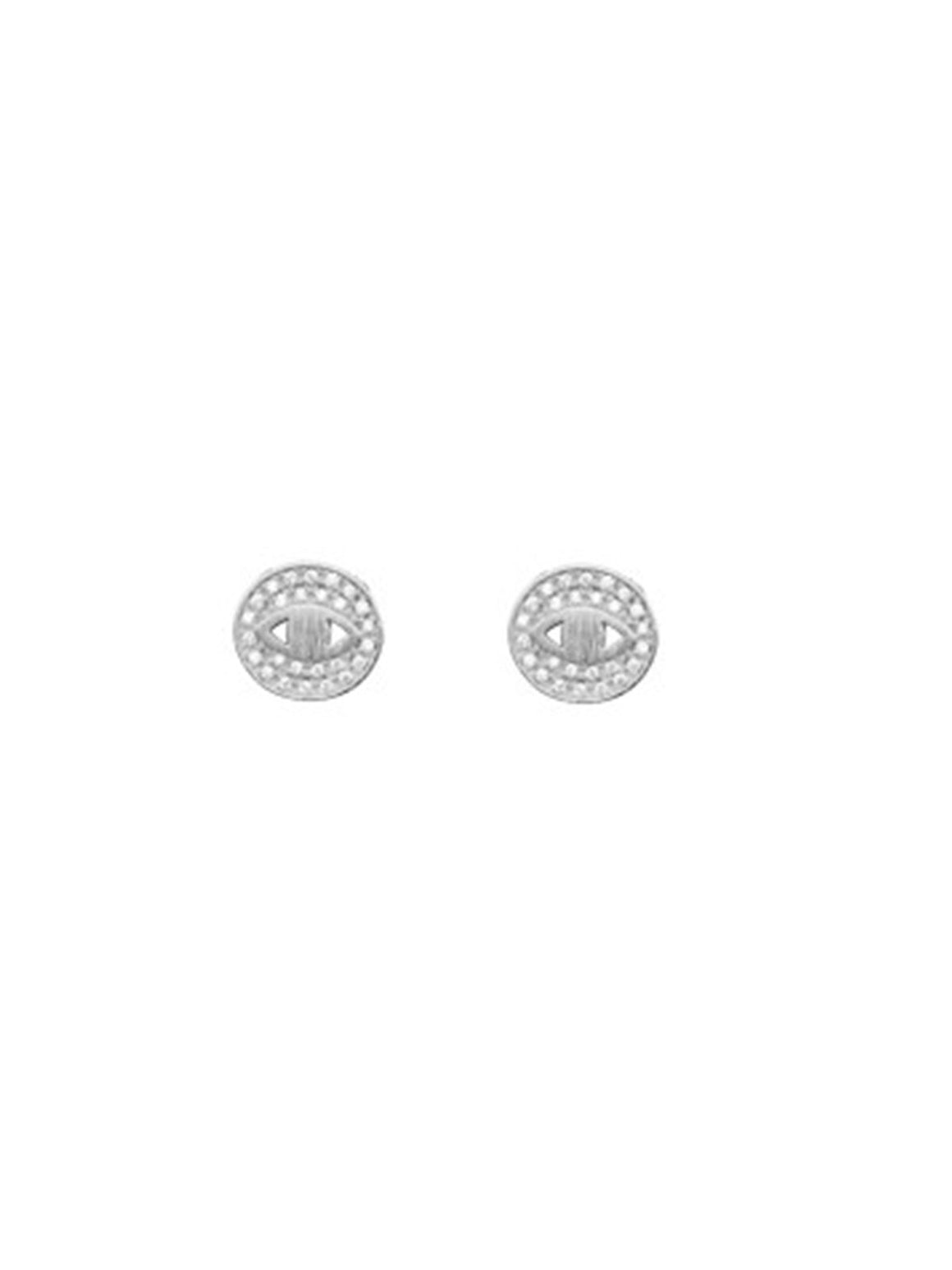 Jolie and Deen | Crystal Eye Earring | Perlu