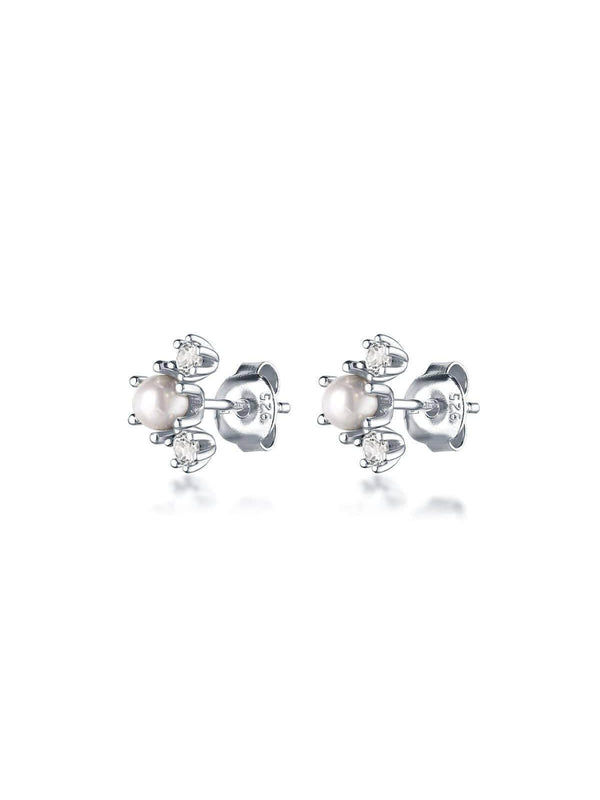 F+H Paris is Burning Studs Sterling Silver | Perlu