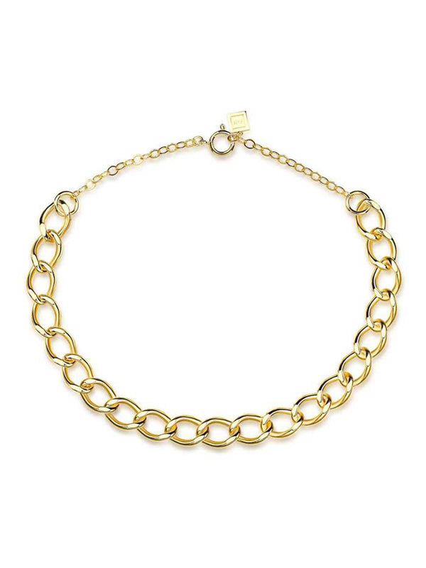 F+H Royal Chain Necklace | Perlu