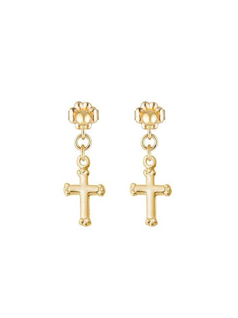 Mini Stud Faith Earrings Elvis et Moi