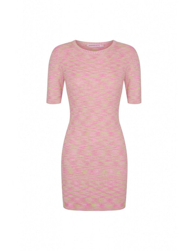 Hansen & Gretel Hurley Dress Electric Pink | Perlu