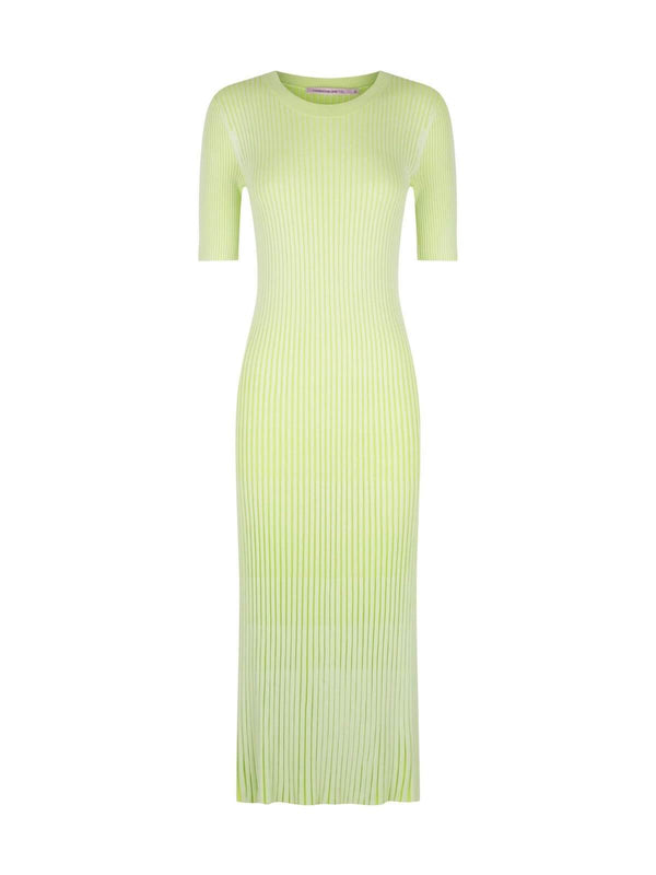 Hansen & Gretel York Dress - Citrus Rib | Perlu