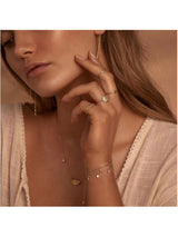 Illuminate Bracelet - Gold Accessories By Charlotte