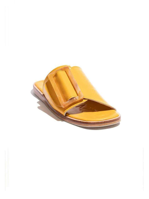 Carina Slide - Sunflower Shoes James Smith