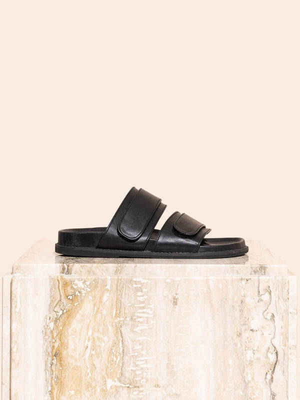 James Smith Izano Slide Black | Perlu
