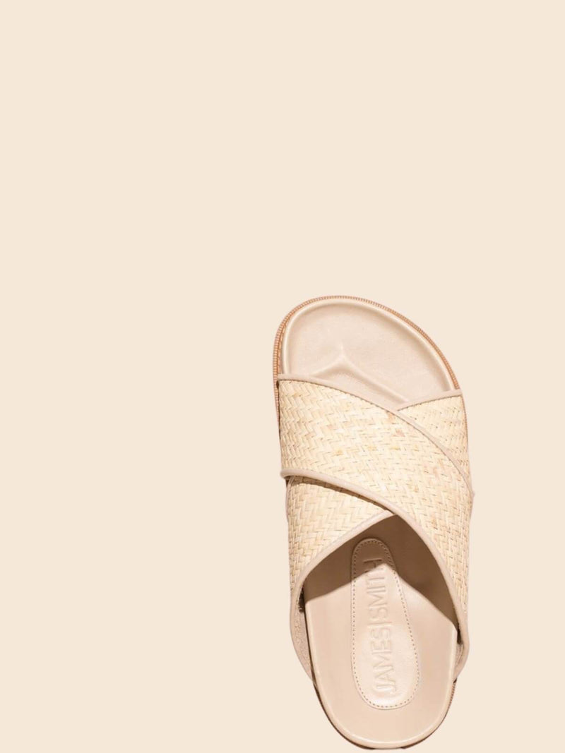 James Smith La Sponda Slide Woven | Perlu