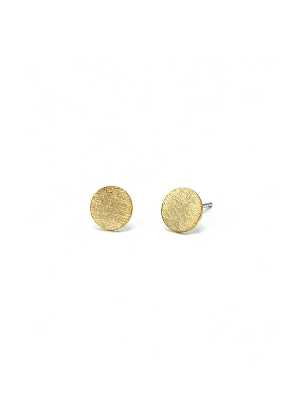 Jolie & Deen | Circle Earrings | Perlu