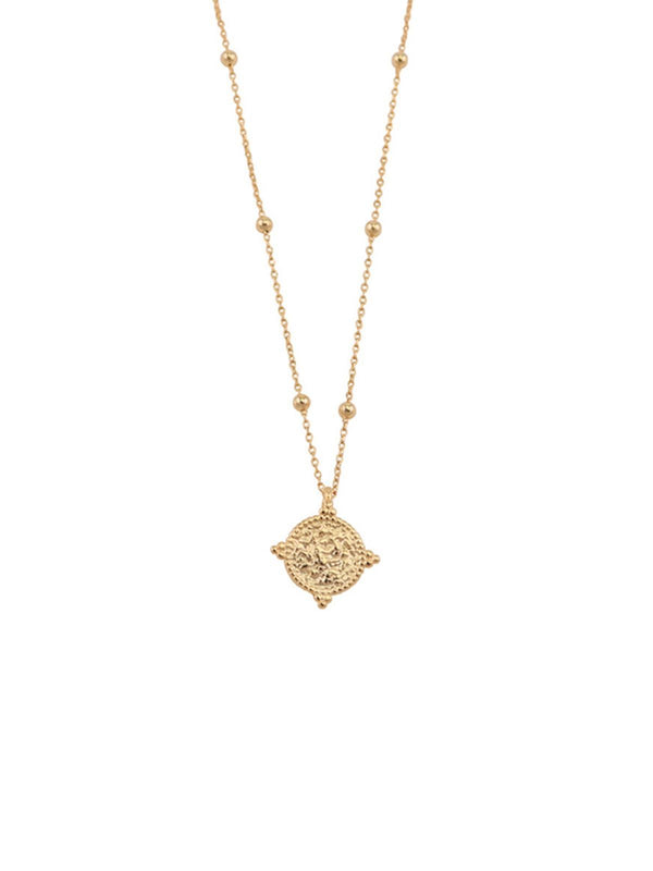 Jolie & Deen Jodie Necklace Gold | Perlu