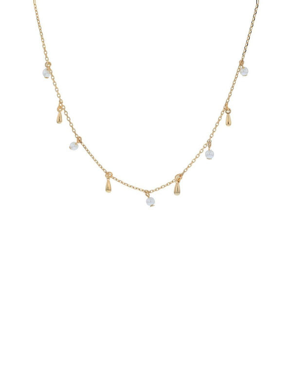 Jolie & Deen Cassandra Necklace Gold | Perlu