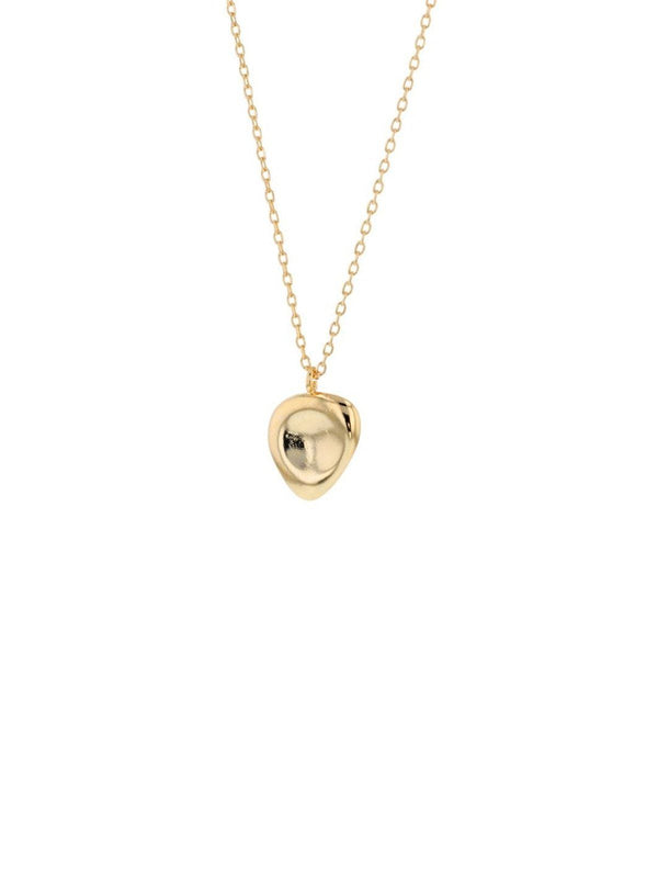 Jolie & Deen Connie Necklace Gold | Perlu