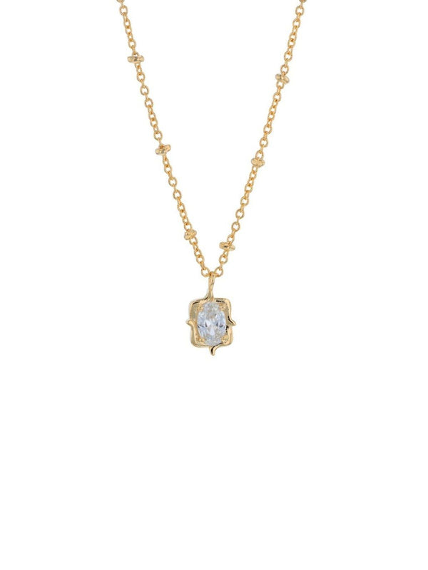 Jolie & Deen Kimberley Necklace Gold | Perlu