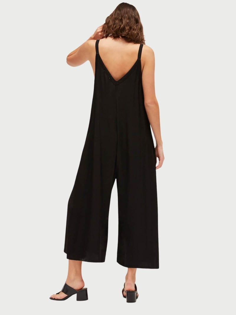 Santi Jumpsuit - Tar Dresses & Jumpsuits Lacausa