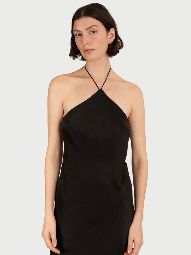 Marle Simmonds Dress - Black | Perlu