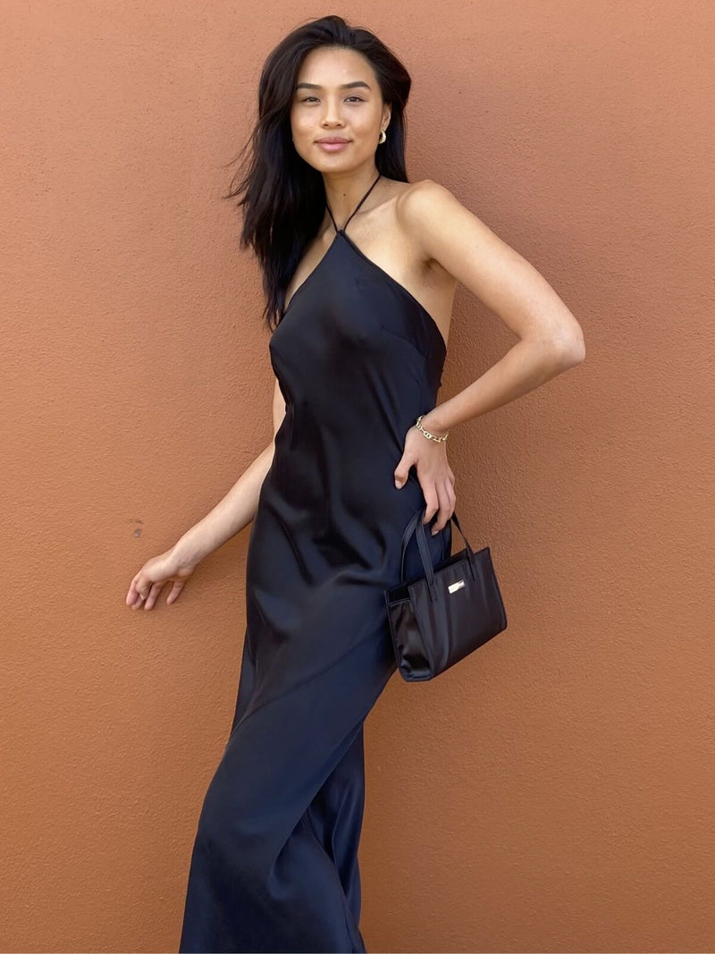 Simmonds Dress - Black Dresses & Jumpsuits Marle