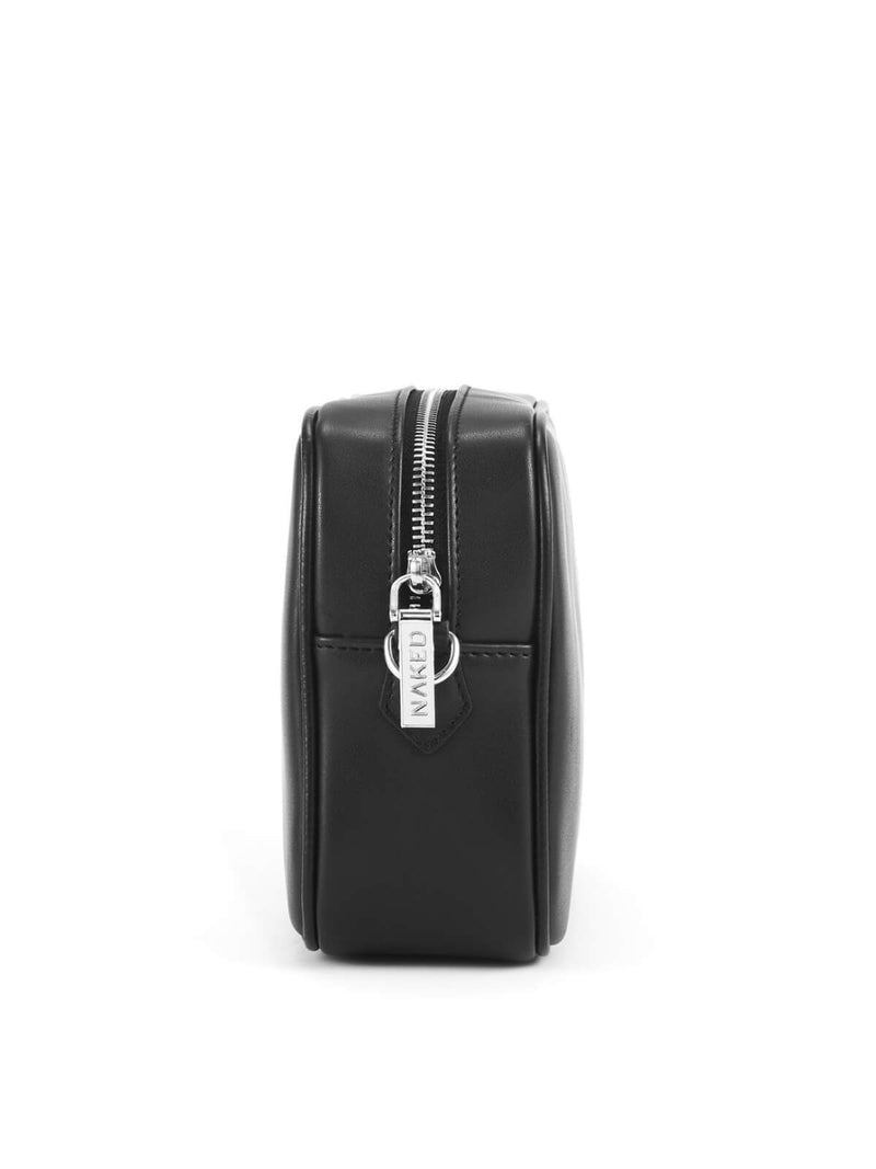 Nakedvice The 1995 Nappa Side Bag Silver | Perlu